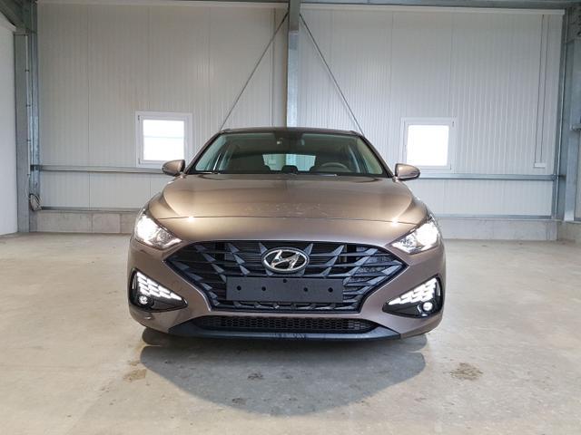 Hyundai i30 - Fresh 1.0 T-GDI 120 PS DCT-Klima-DAB-Bluetooth-SHZ-PDC-Bordcomp-Fernlichtassistent-Sofort