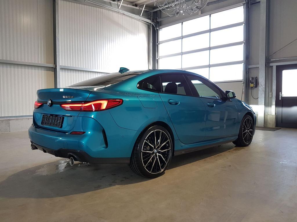 BMW / 2er Gran Coupé / Blau /  /  /