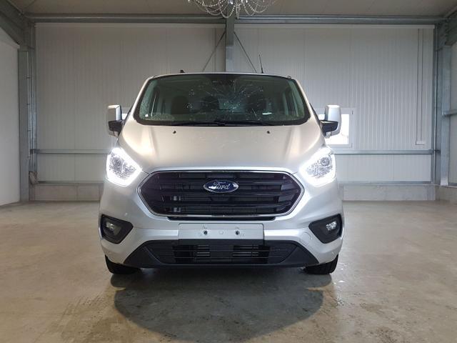 Ford Transit Custom - Limited L2 300 2.0 TDCi 130 PS-Navi-Kamera-Tempomat-SHZ-Klima-Bluetooth-Sofort