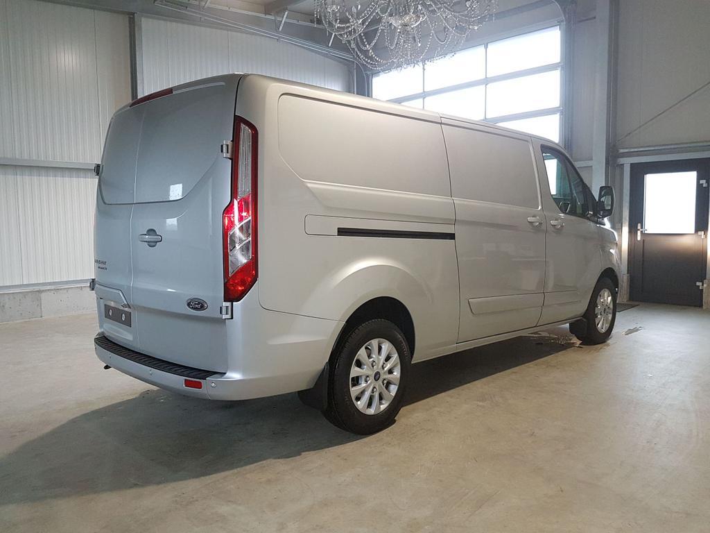 Ford / Transit Custom / Silber /  /  /