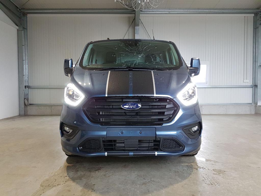 Ford / Transit Custom / Blau /  /  /