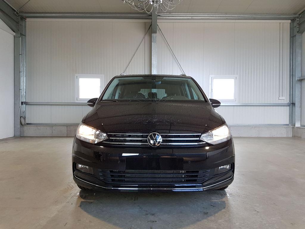 Volkswagen / Touran / Schwarz /  /  /
