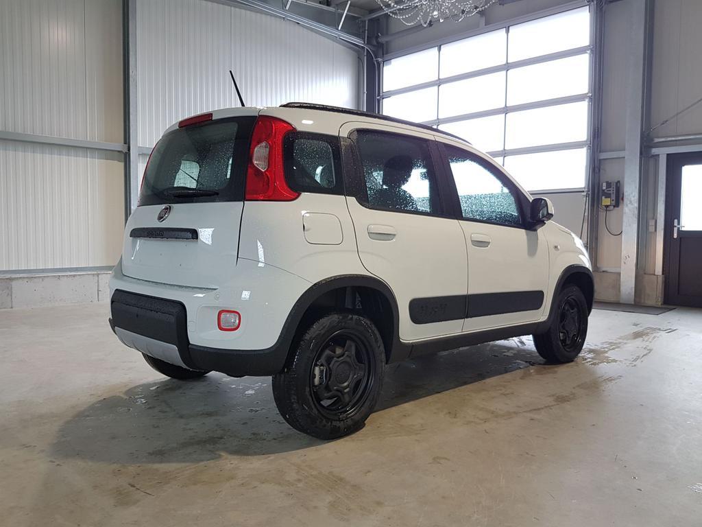 Fiat / Panda / Weiß /  /  /