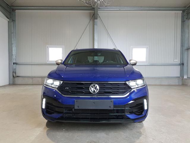 Volkswagen T-Roc - R 2.0 TSI 300 PS DSG 4Motion-5JahreGarantie-Navi-VollLED-19