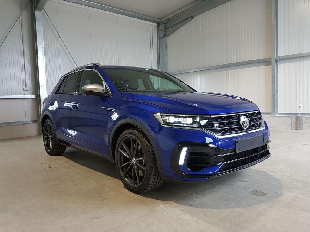 Volkswagen / T-Roc / Blau /  /  /