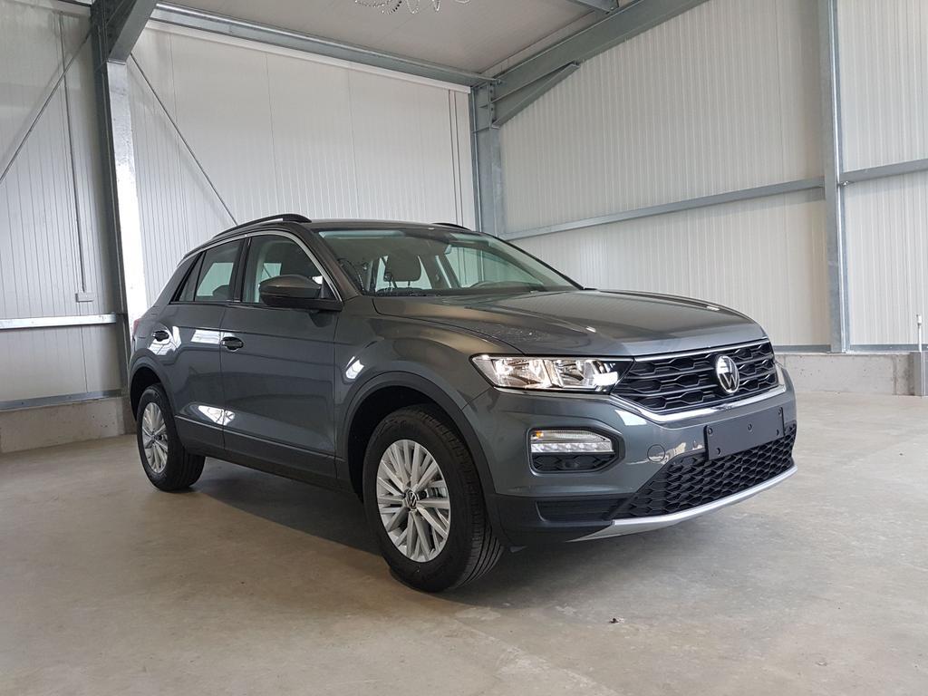 Volkswagen / T-Roc / Grau /  /  /