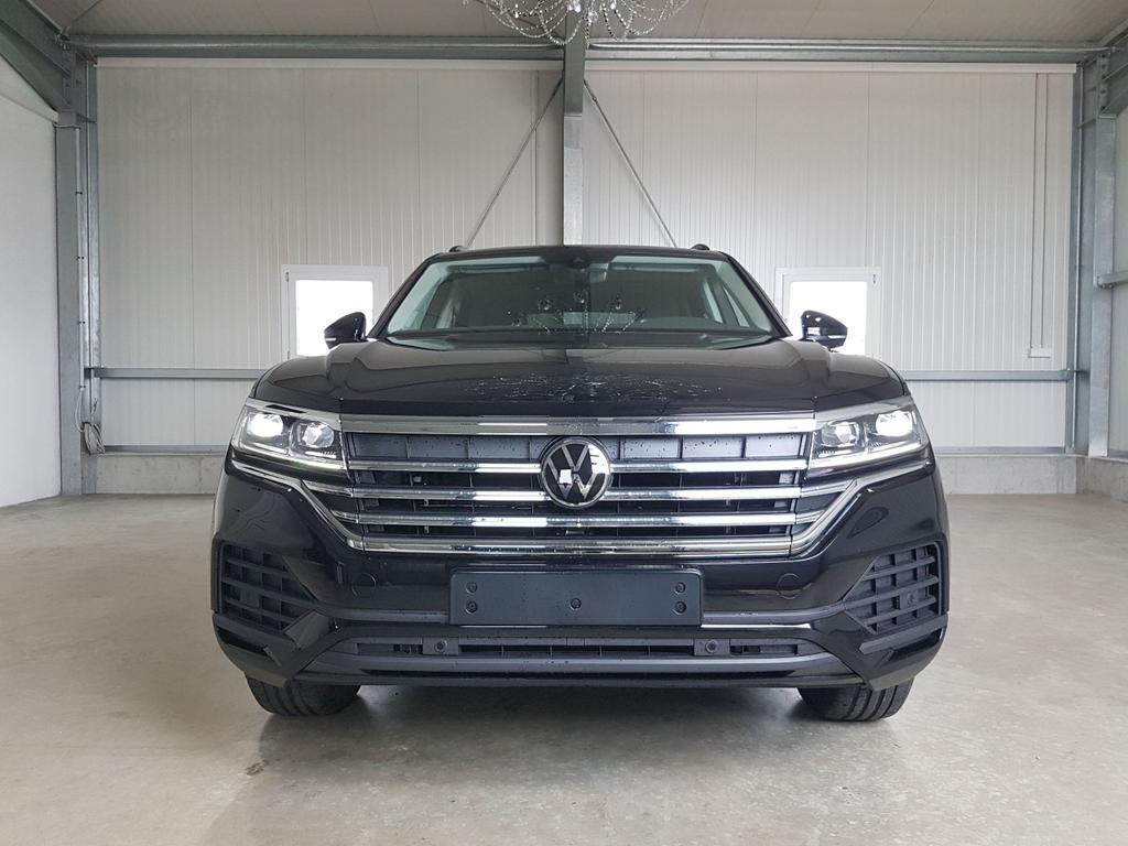 Volkswagen / Touareg / Schwarz /  /  /