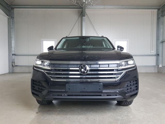 Volkswagen Touareg - Style 3.0 TDI V6 231 PS 4x4 Automatik-VollLeder-AHK-Kamera-Navi-ACC-Keyless