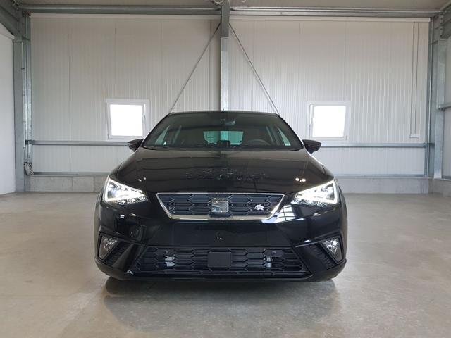 Lagerfahrzeug Seat Ibiza - FR 1.0 TSI 110 PS-5JahreGarantie-VollLED-2xPDC-Tempomat-FullLink-DAB-Sofort