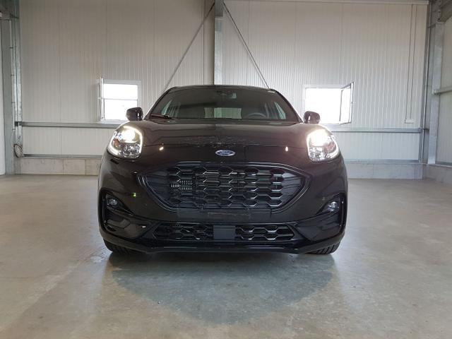 Ford Puma - ST-Line 1.0 EcoBoost MHEV 155PS-Navi-PDC-SHZ-Tempomat-DAB-Klimaauto-LED-Sofort