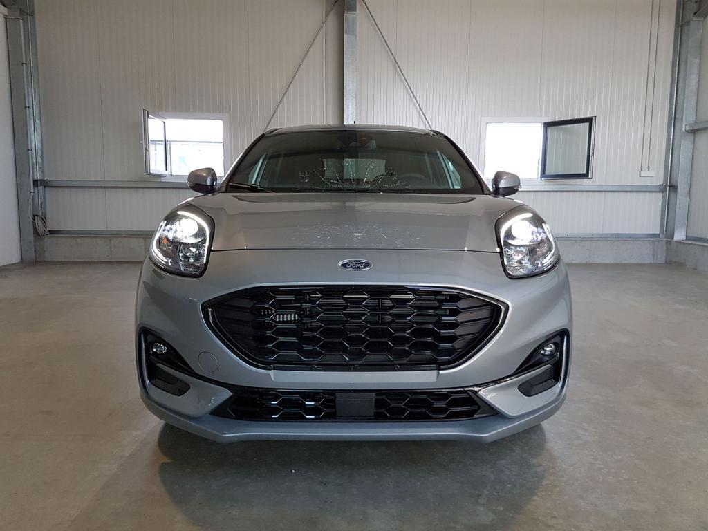 Ford / Puma / Silber /  /  /