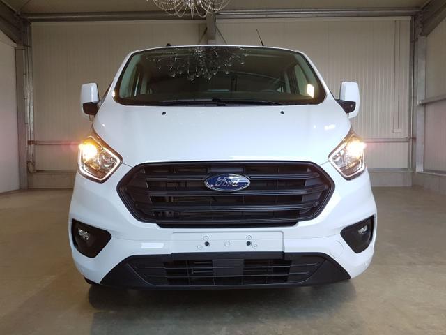 Ford Transit Custom - Trend Doppelkabine 300 L2 2.0 TDCI 130 PS-AndroidAuto-AppleCarPlay-Kamera-Klima-Tempomat-AHK-Sofort Vorlauffahrzeug