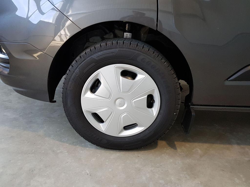 Ford / Transit Custom / Grau /  /  /