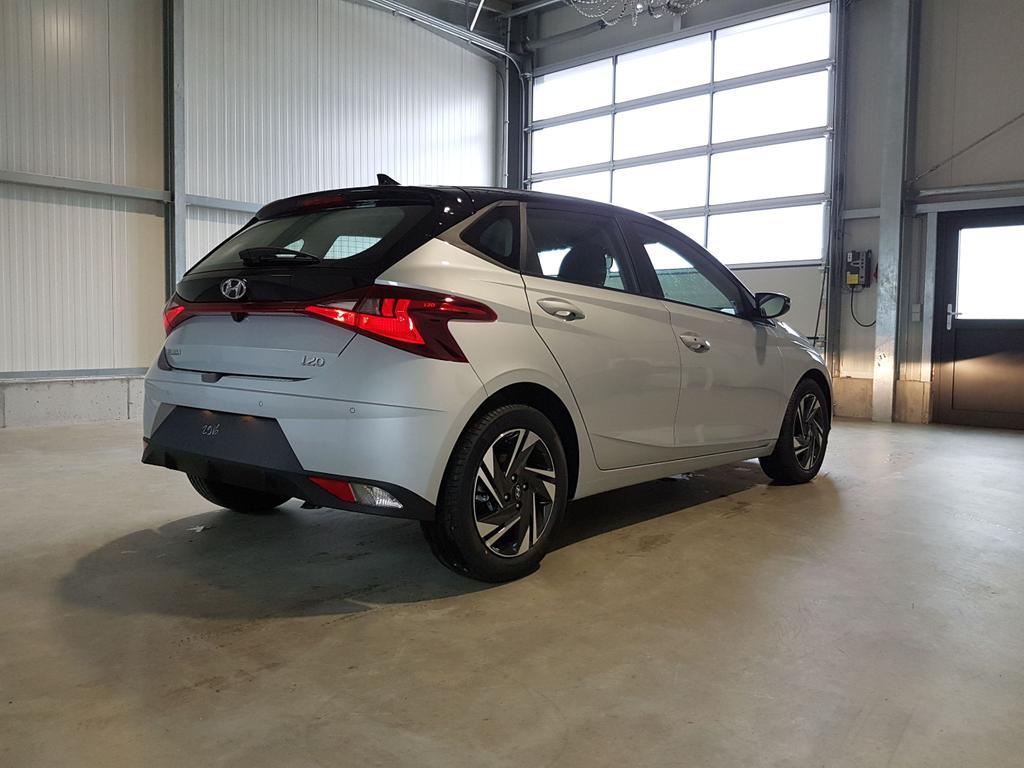 Hyundai / i20 / Silber /  /  /