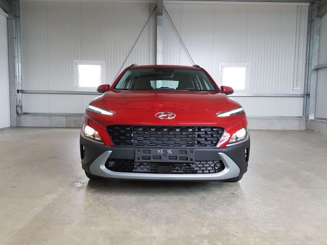 "Lagerfahrzeug Hyundai KONA - Facelift! Comfort 1.0 T-GDI 120 PS-Kamera-AndroidAuto-AppleCarPlay-SHZ-16""Alu-digitalCockpit-Sofort"