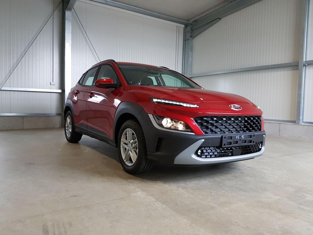 Hyundai / Kona / Rot /  /  /