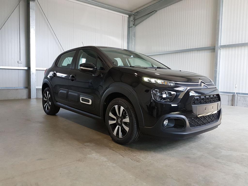Citroën / C3 / Schwarz /  /  /