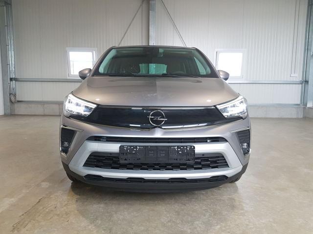 Lagerfahrzeug Opel Crossland - Innovation 1.2 Turbo 110 PS-VollLED-AndroidAuto-AppleCarPlay-Kamera-Klimaauto-SHZ-Tempomat Sofort