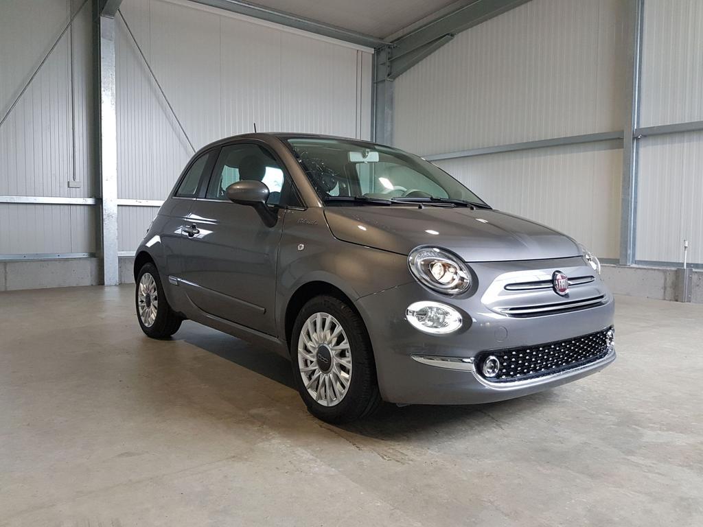 Fiat / 500 / Grau /  /  /