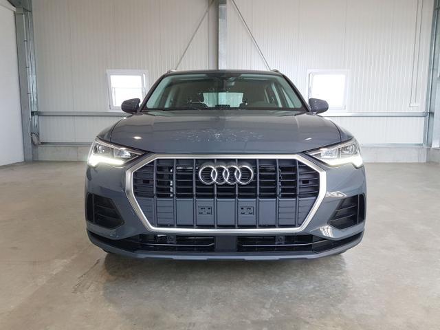 Audi Q3 - 35 TDI 150 PS S-Tronic-4JahreGarantie-Navi-SHZ-LED-2xPDC-DAB-Tempomat-Sofort