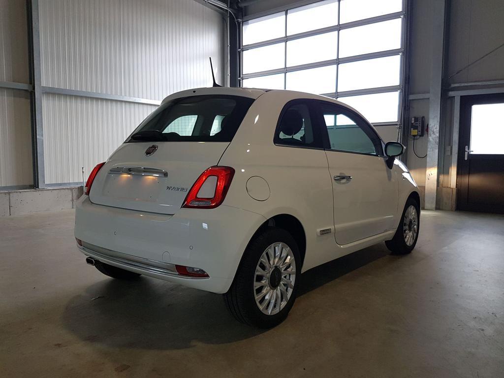 Fiat / 500 / Weiß /  /  /