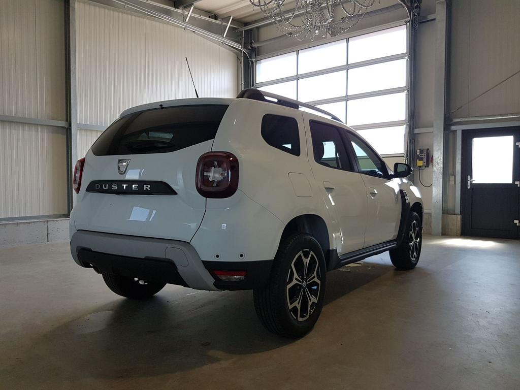 Dacia / Duster / Weiß /  /  /