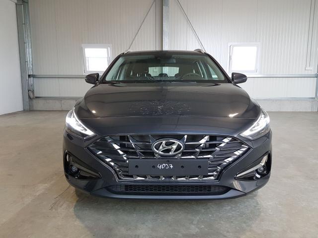 Hyundai i30 Kombi - Comfort 1.0 T-GDI 120 PS DCT MHEV-Navi-SHZ-VollLED-Kamera-Verkehrszeichenerkennung-DAB-Sofort