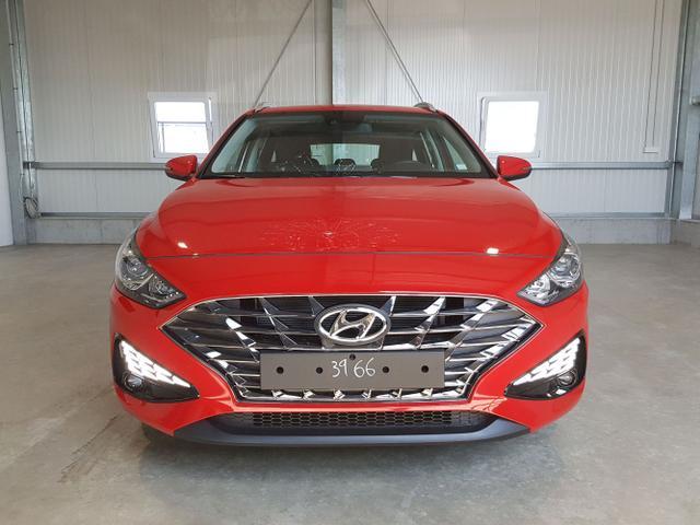 Hyundai i30 Kombi - Comfort 1.0 T-GDI 120 PS DCT MHEV-Navi-SHZ-Kamera-Verkehrszeichenerkennung-DAB-Sofort