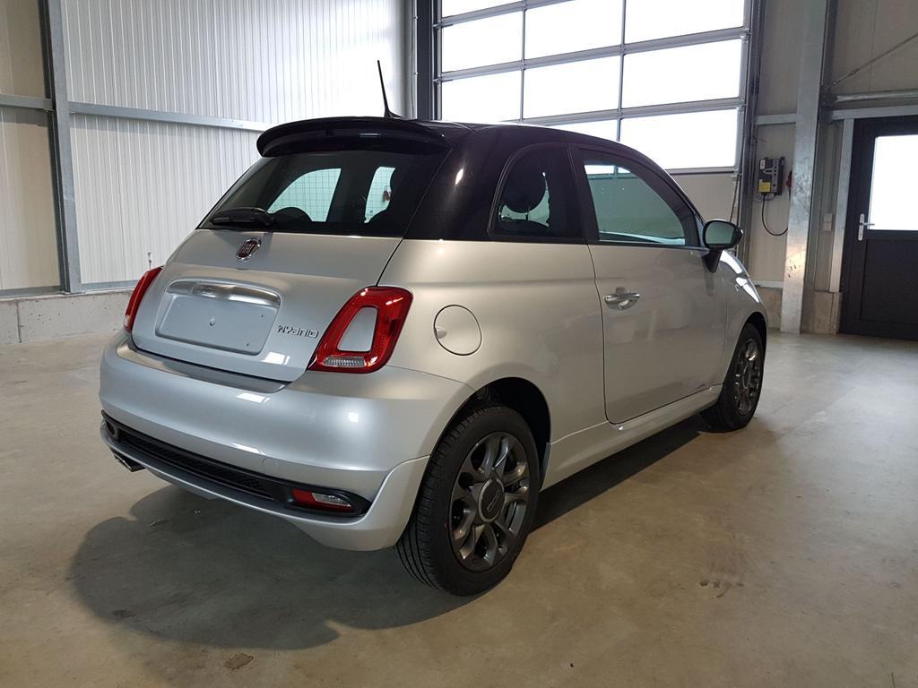 Fiat / 500 / Silber /  /  /