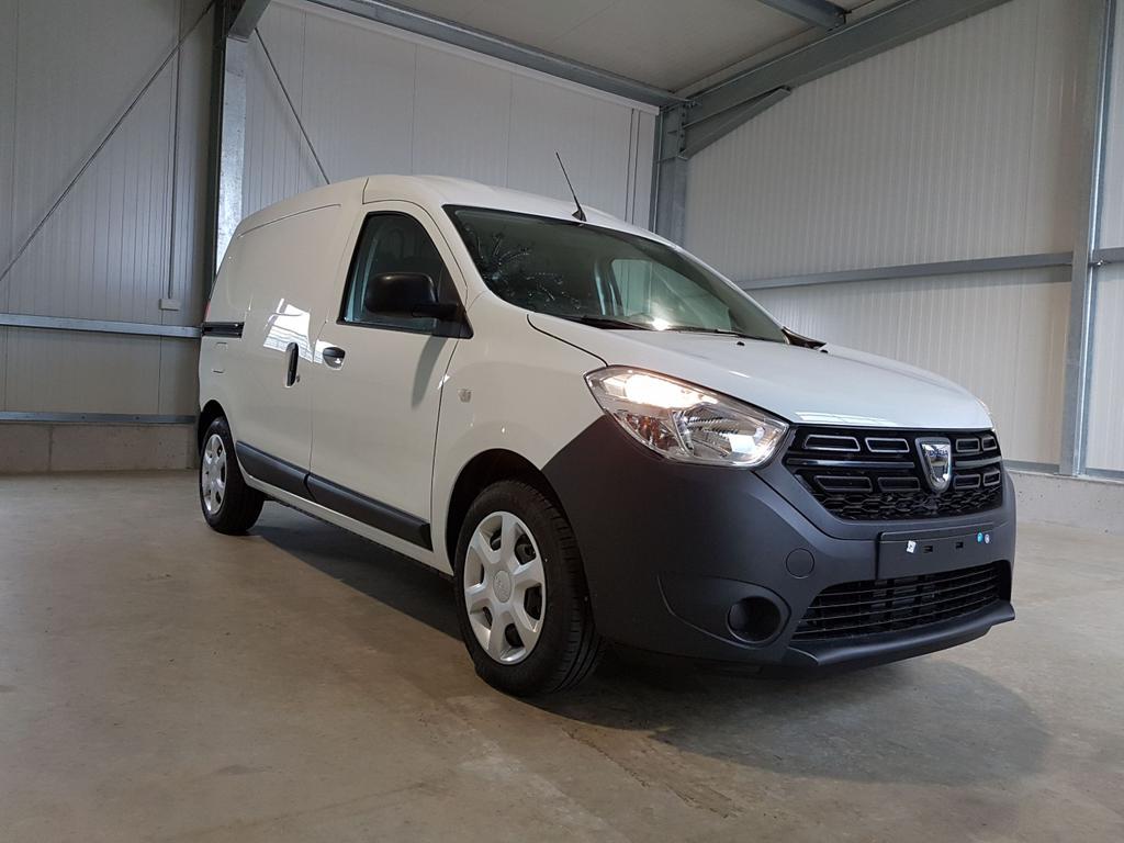 Dacia / Dokker / Weiß /  /  /