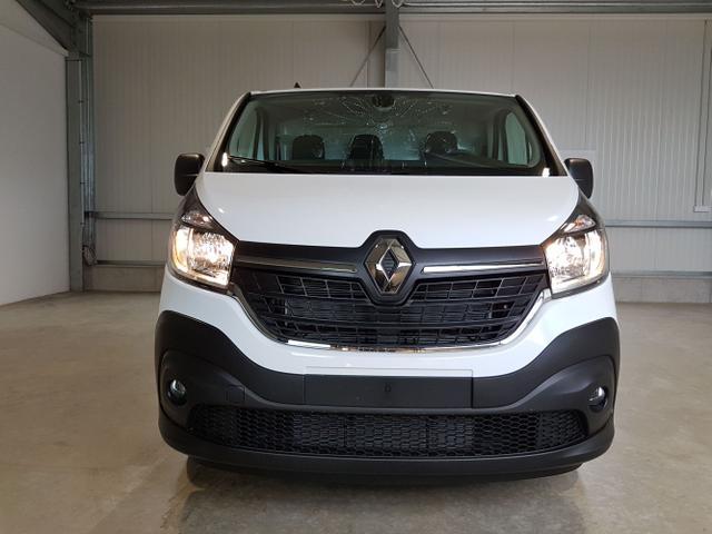 Lagerfahrzeug Renault Trafic - Komfort Energy dCi 120 PS L1H1 2,8T-Bluetooth-DAB-NSW-Laderraumboden-Durchlade-Klima-3Sitzer-Sofort