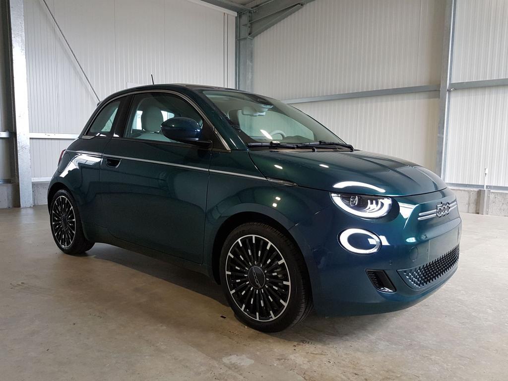 Fiat / 500 / Blau /  /  /