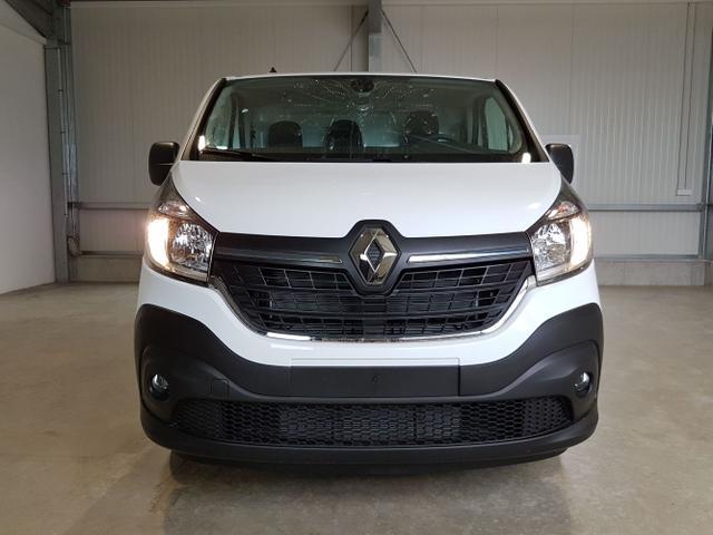 Lagerfahrzeug Renault Trafic - Komfort Energy dCi 120 PS L2H1 3,0T-NSW-Durchlade-Klima-3Sitzer-Bordcomputer-Sofort