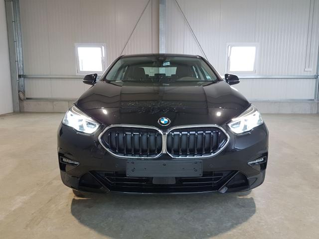 BMW 2er Gran Coupé - 218i Automatik 136 PS Sport Line-Navi-Kamera-VollLED-VollLeder-Verkehrszeichenerkennung