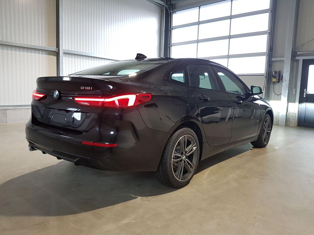 BMW / 2er Gran Coupé / Schwarz /  /  /
