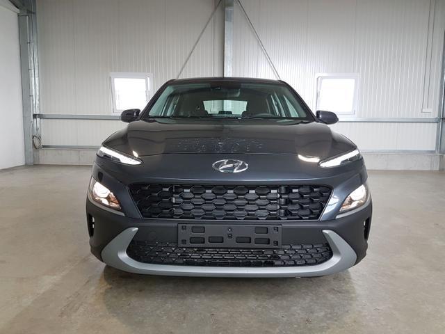 Lagerfahrzeug Hyundai Kona - Facelift! Classic 1.0 T-GDI 120 PS-Klima-Notbremsassist-AndroidAuto-AppleCarPlay-Kamera-Sofort
