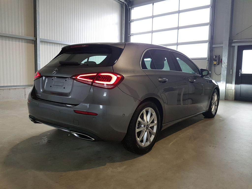 Mercedes-Benz / A-Klasse / Grau /  /  /