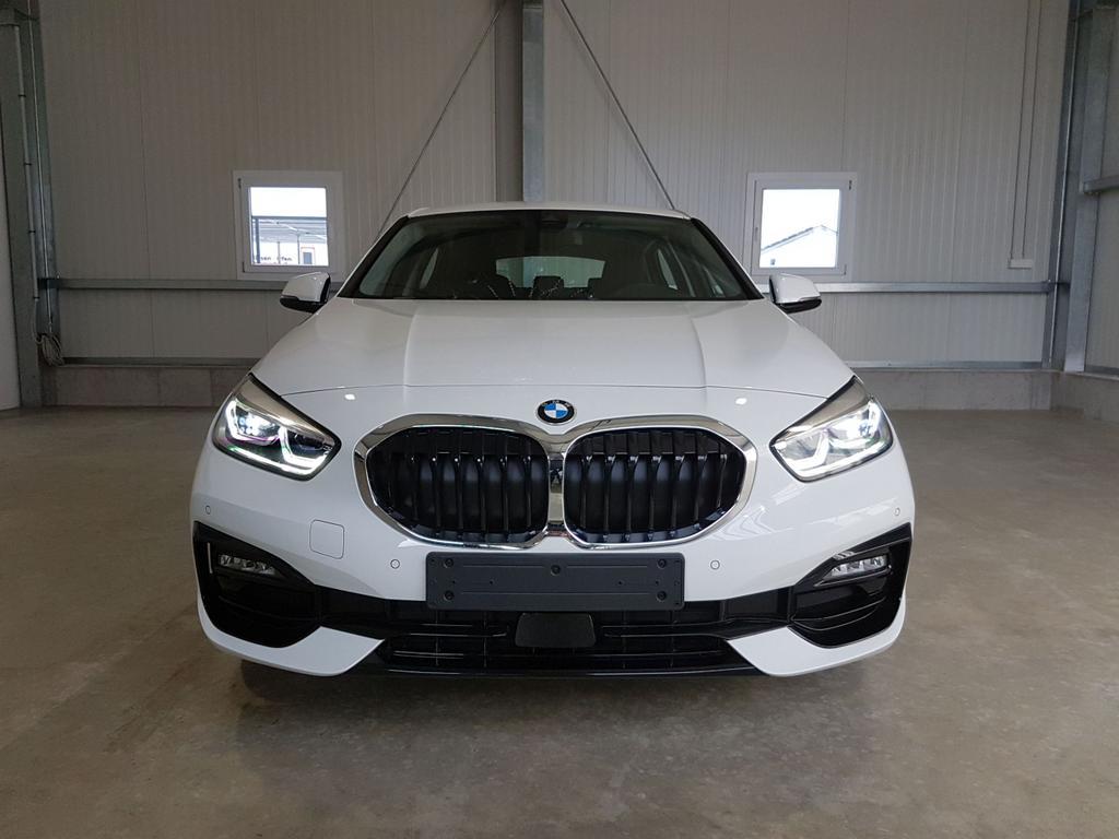 BMW / 1er / Weiß /  /  /