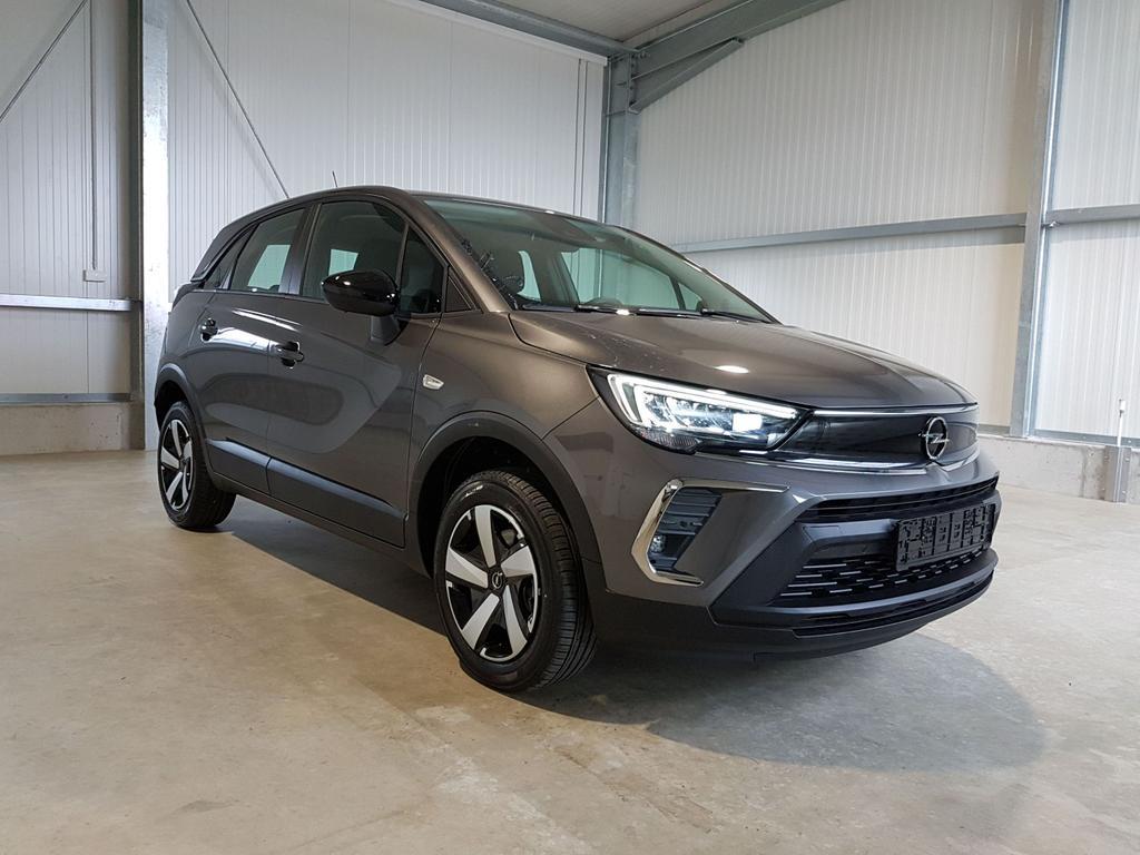 Opel / Crossland / Grau /  /  /