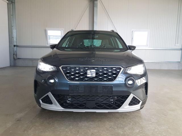 Lagerfahrzeug Seat Arona - Facelift! Xperience 1.0 TSI 95 PS-5JahreGarantie-FullLink-LED-SHZ-SideAssist-Kamera-Tempomat-Sofort