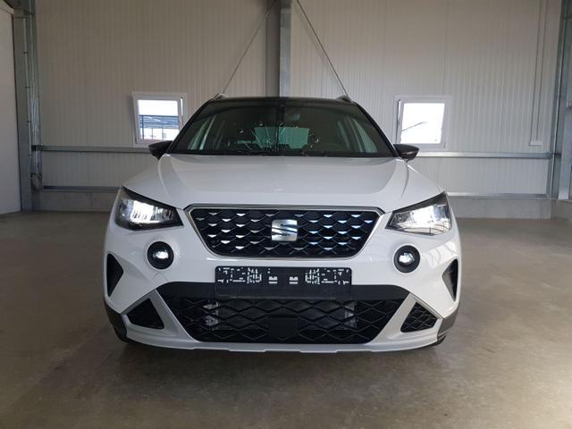 Lagerfahrzeug Seat Arona - Facelift! Xperience 1.0 TSI 110 PS DSG-5JahreGarantie-FullLink-SHZ-PDC-Tempomat-LED-Sofort