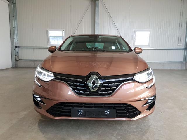 Renault Mégane - Intens TCe 140 EDC Automatik-Navi-HUD-Kamera-SHZ-VollLED-DAB-Tempomat-Sofort