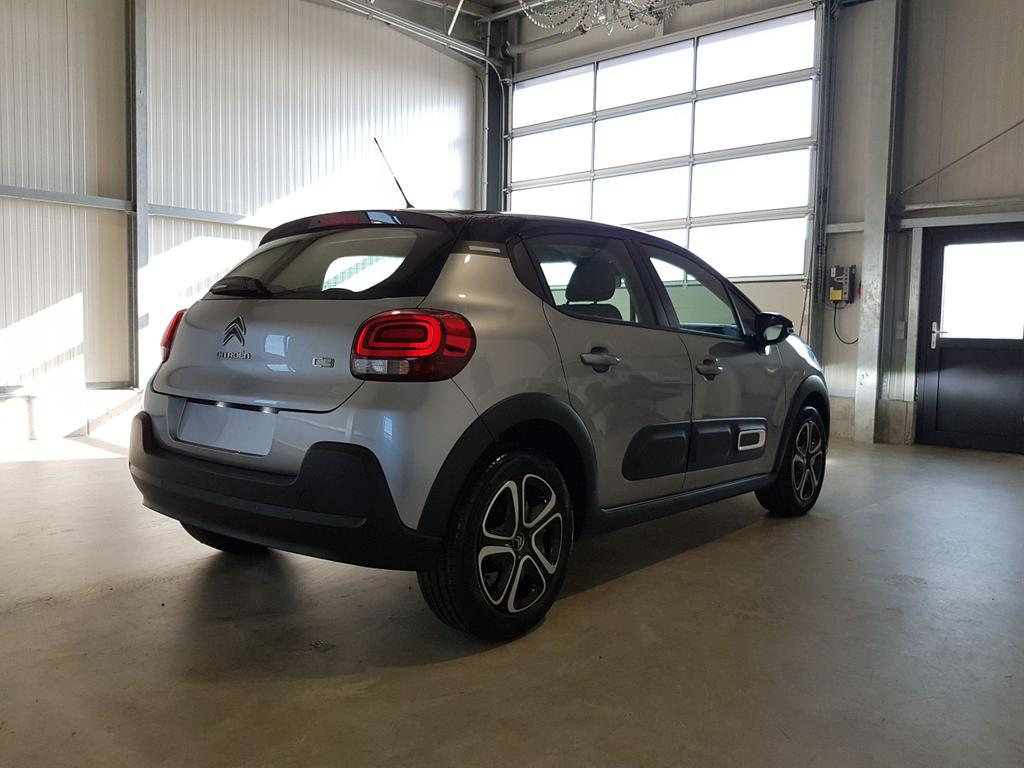 Citroën / C3 / Silber /  /  /