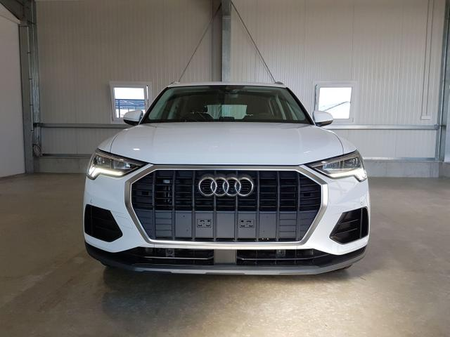 Audi Q3 - 35 TFSI 150 PS-4JahreGarantie-Navi-SHZ-LED-2xPDC-DAB-Tempomat-Sofort