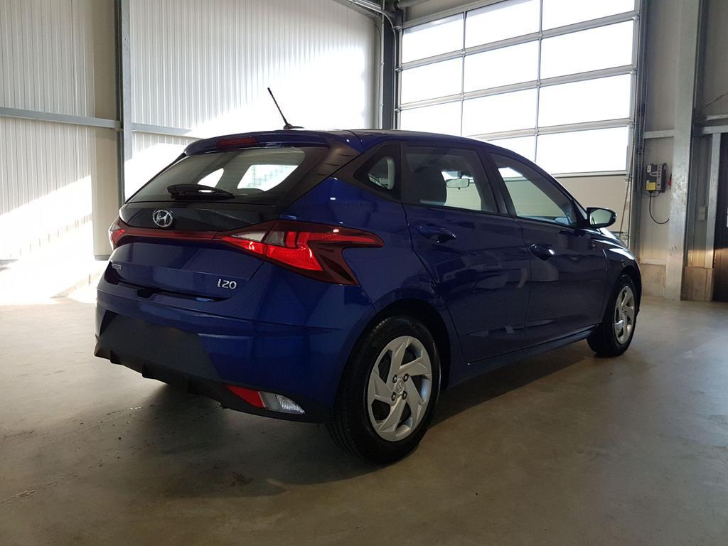 Hyundai / i20 / Blau /  /  /