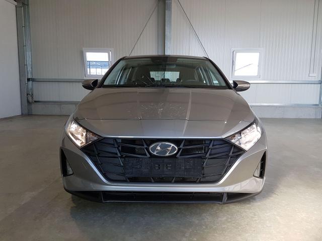Lagerfahrzeug Hyundai i20 - Classic Plus 1.2 84 PS-Klima-DAB-Bluetooth-PDC-Spurhalte-Verkehrszeichenerkennung-Sofort
