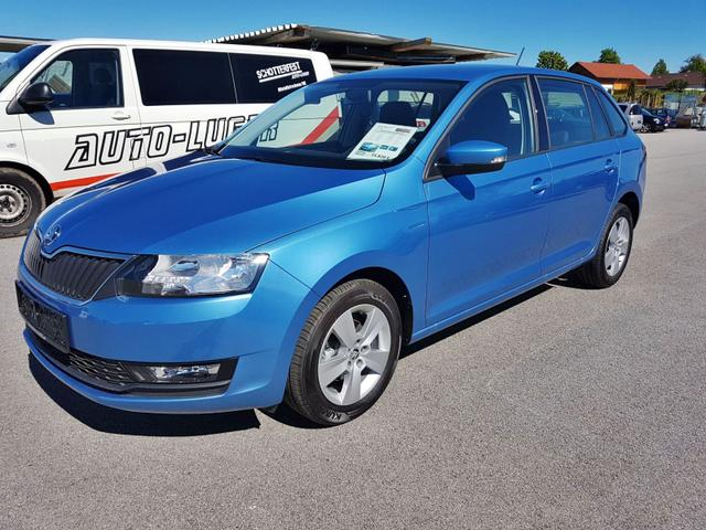 Skoda Rapid Spaceback - 1,0 TSI Smart Ambition