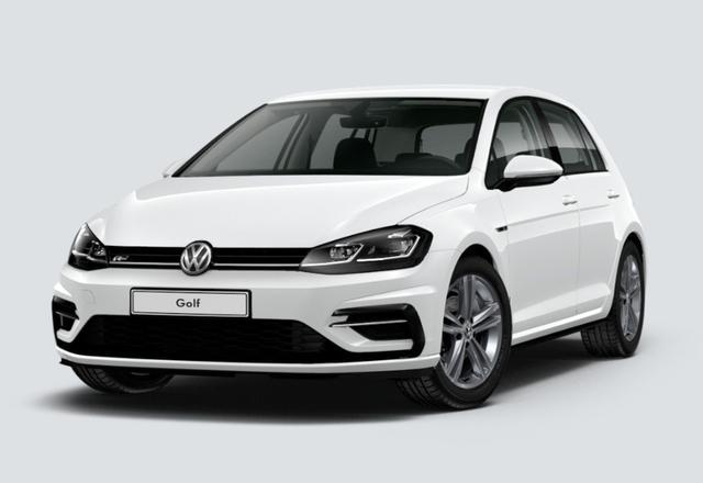 Volkswagen Golf - 1.5 TSI 150 DSG R-Line Nav LED ErgoSi 17Seb
