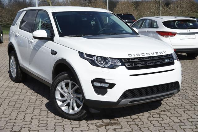 Land Rover Discovery Sport - 2.0 TD4 150 Aut 4WD SE NTouch Xe