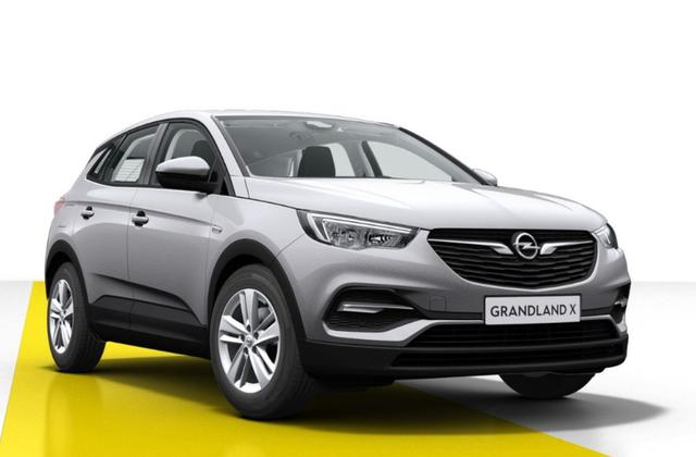 Opel Grandland X - 1.2 Turbo 130 Enjoy Nav PDC 17Z